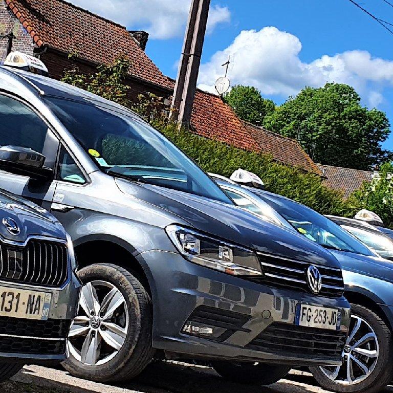 Taxi Airaines: Volkswagen