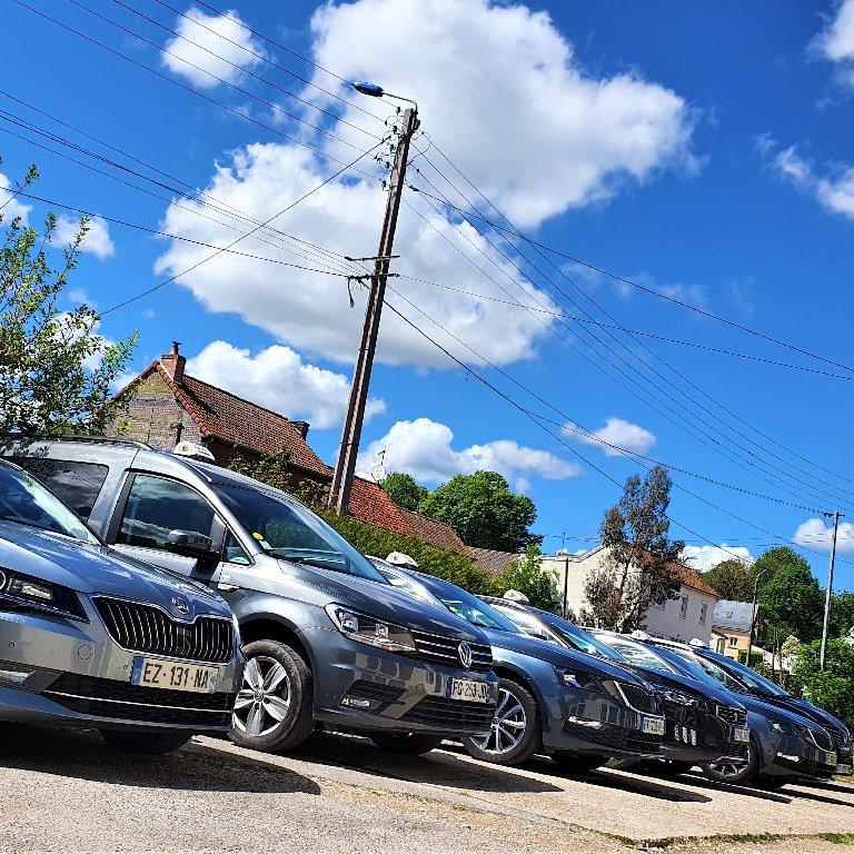 Taxi Airaines: Mercedes