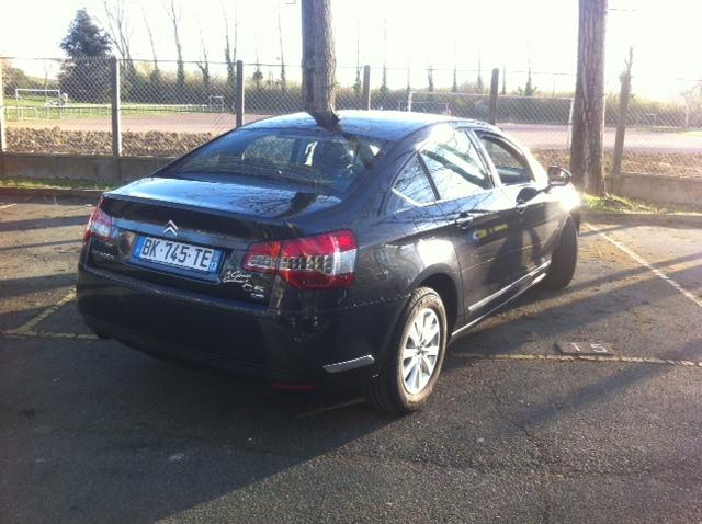 Taxi Grigny: Citroën