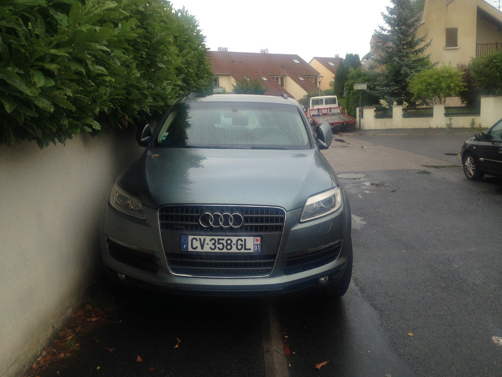 Taxi Grigny: Audi