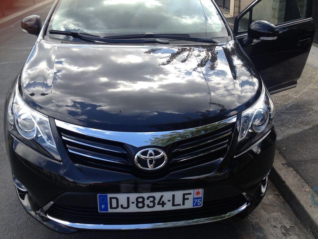 VTC Drancy: Toyota