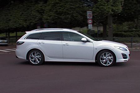 Taxi Saint-Laurent-de-la-Cabrerisse: Mazda