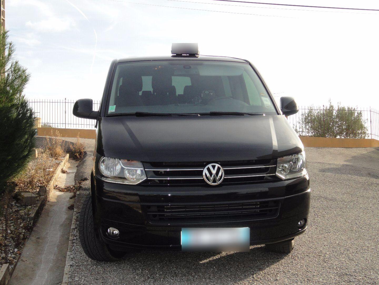 Taxi La Gaude: Volkswagen