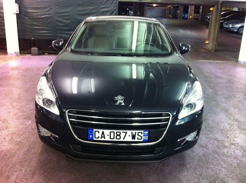 VTC Paris: Peugeot