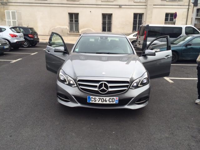 VTC Gonesse: Mercedes