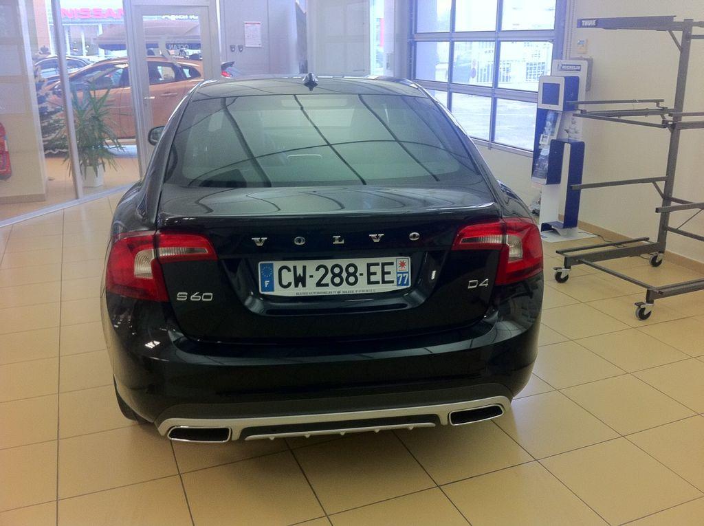 VTC Meaux: Volvo