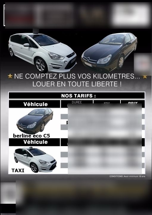 VTC Saint-Malo: Ford
