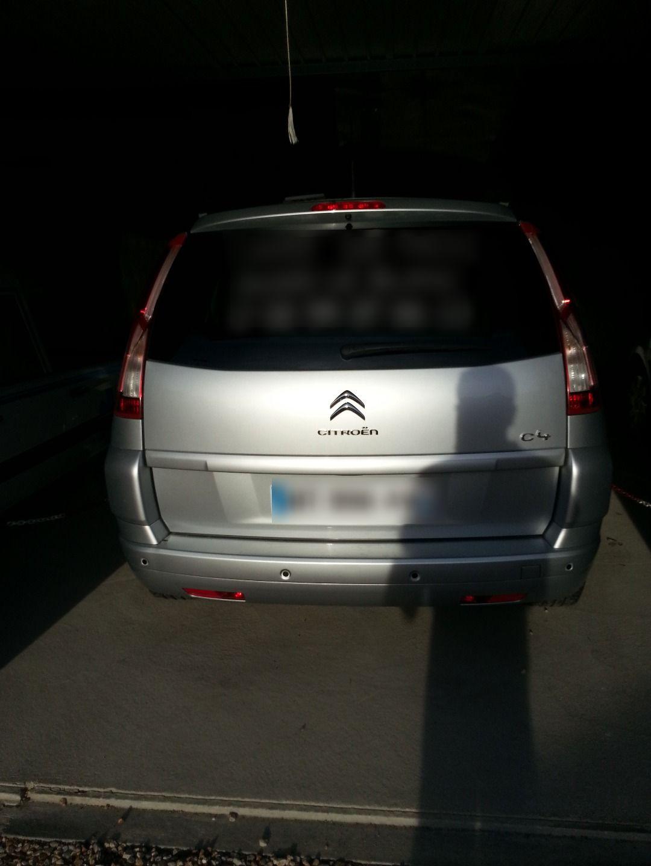 Taxi Le Blanc: Citroën