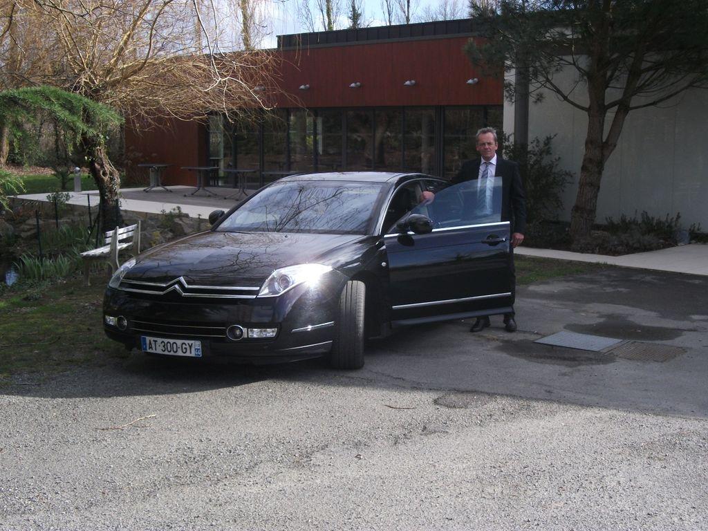 VTC Bouguenais: Citroën
