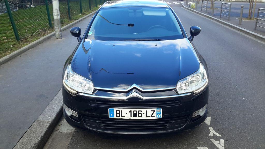 VTC Nanterre: Citroën