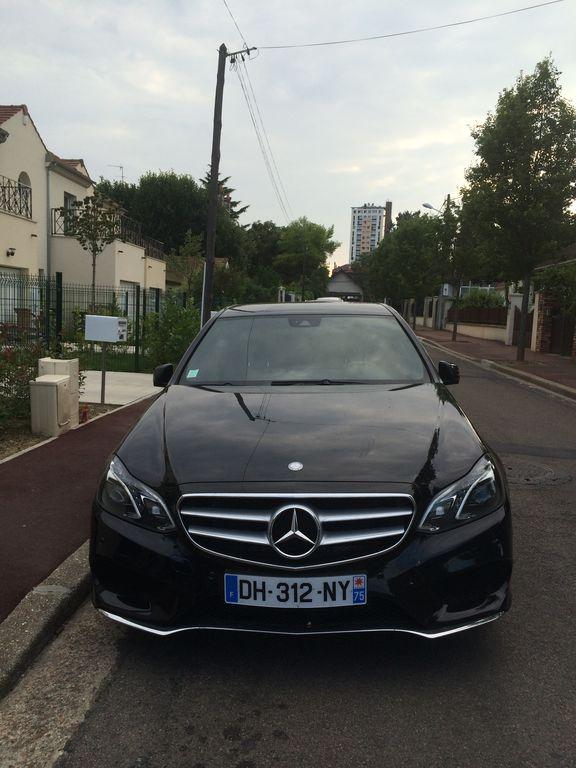 VTC Les Ulis: Mercedes