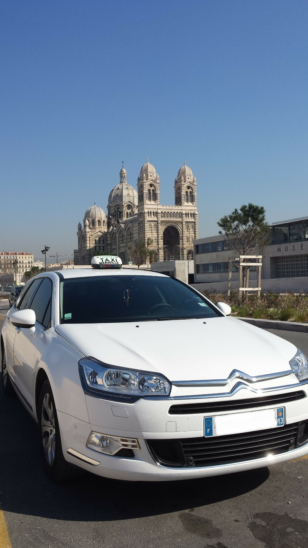 Taxi Marseille: Citroën