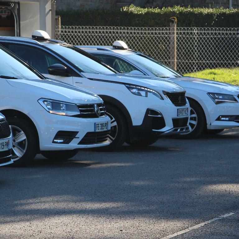 Taxi La Canourgue: Peugeot