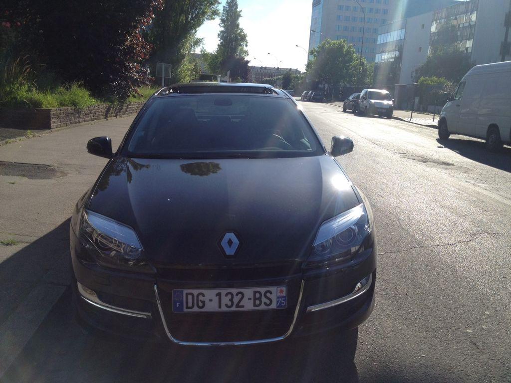 VTC Gennevilliers: Renault