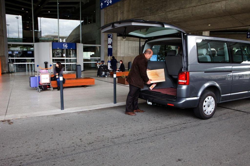 VTC Pontoise: Volkswagen