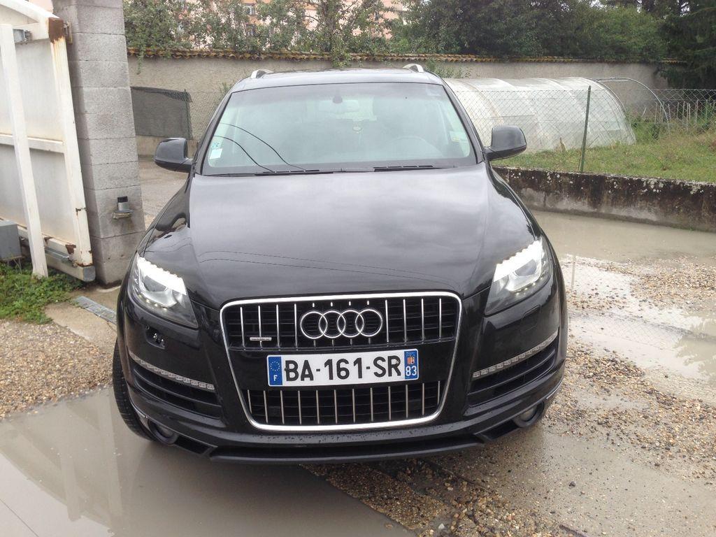 VTC Villette-d'Anthon: Audi
