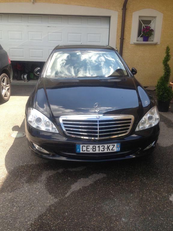 VTC Villette-d'Anthon: Mercedes