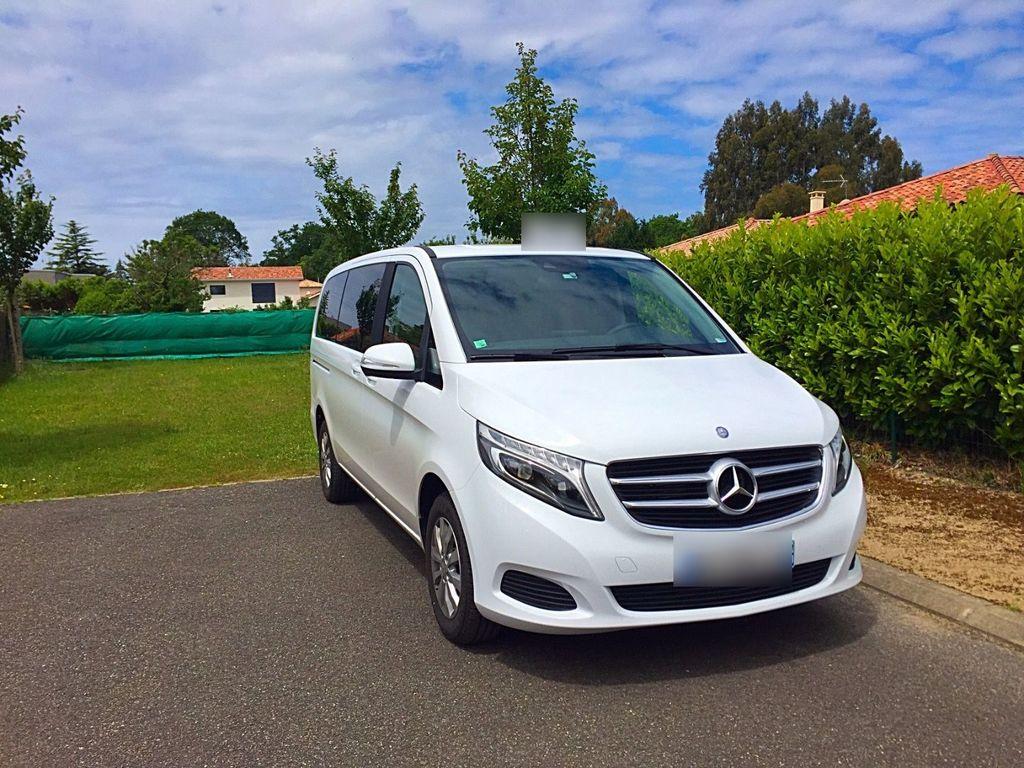 Taxi Seignosse: Mercedes