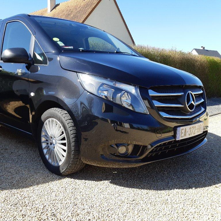 VTC Carpiquet: Mercedes