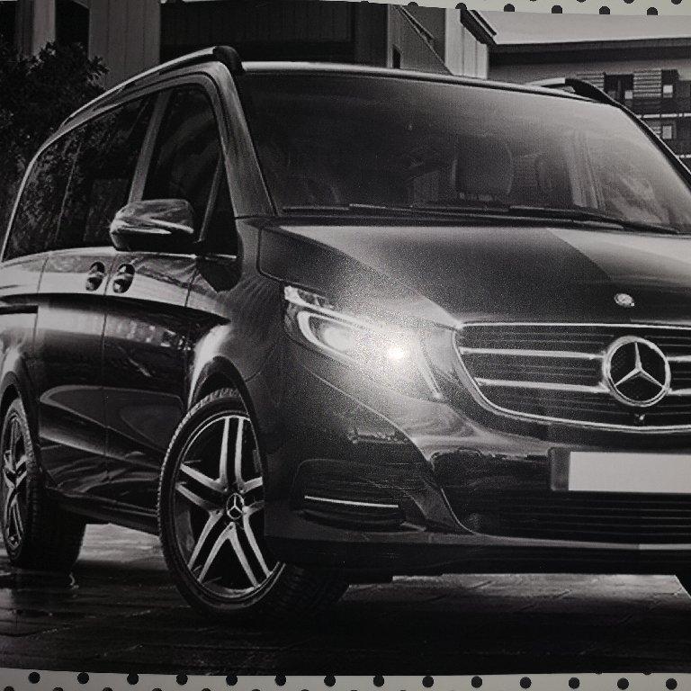 VTC Échirolles: Mercedes