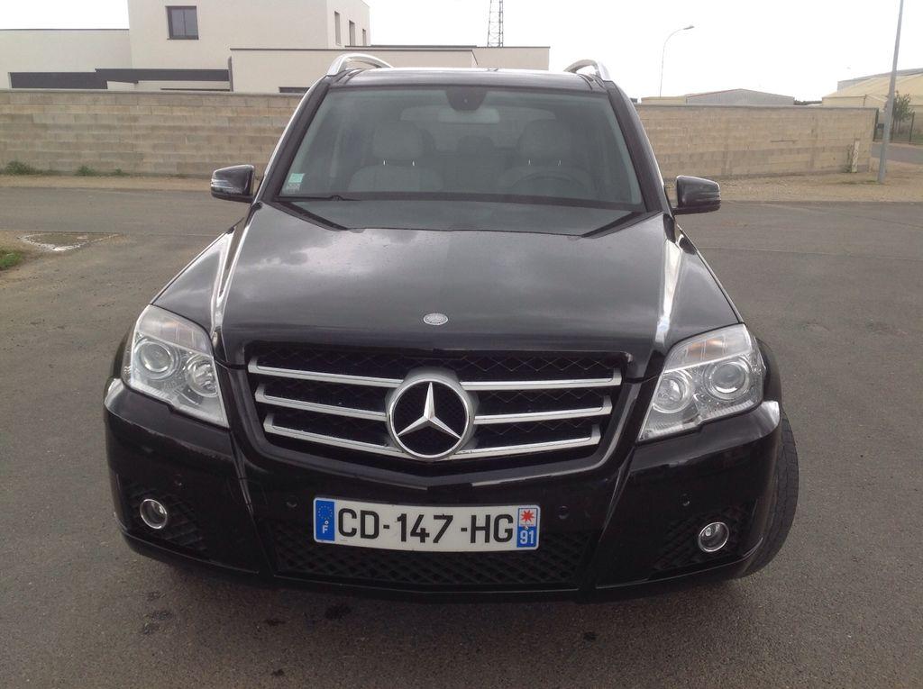 VTC Angerville: Mercedes