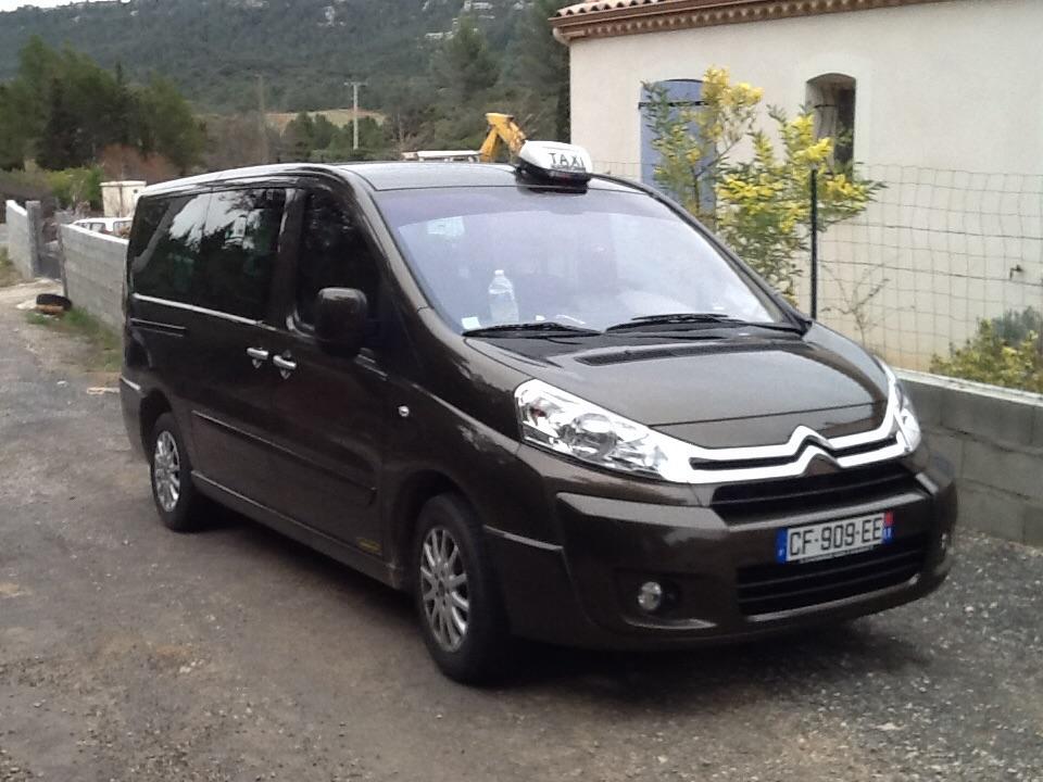 Taxi Narbonne: Citroën