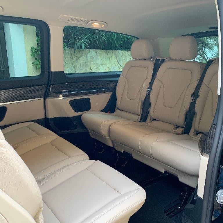 Taxi Mougins: Mercedes