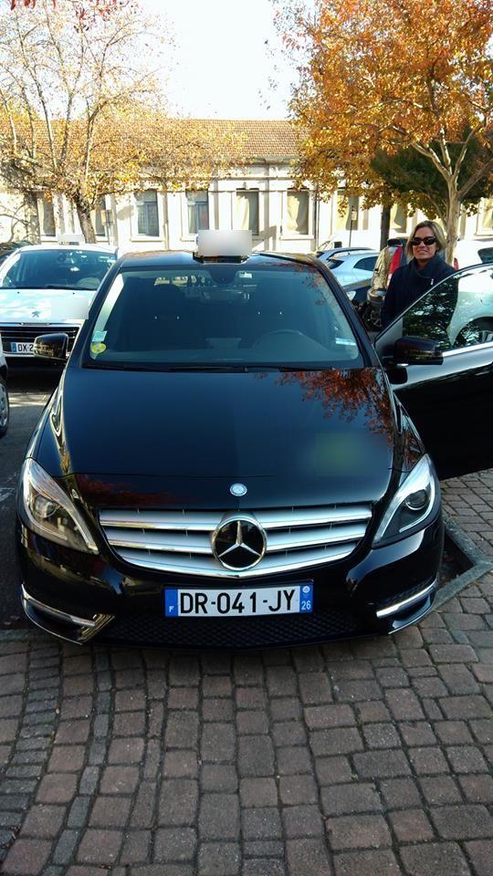 Taxi Bourdeaux: Mercedes