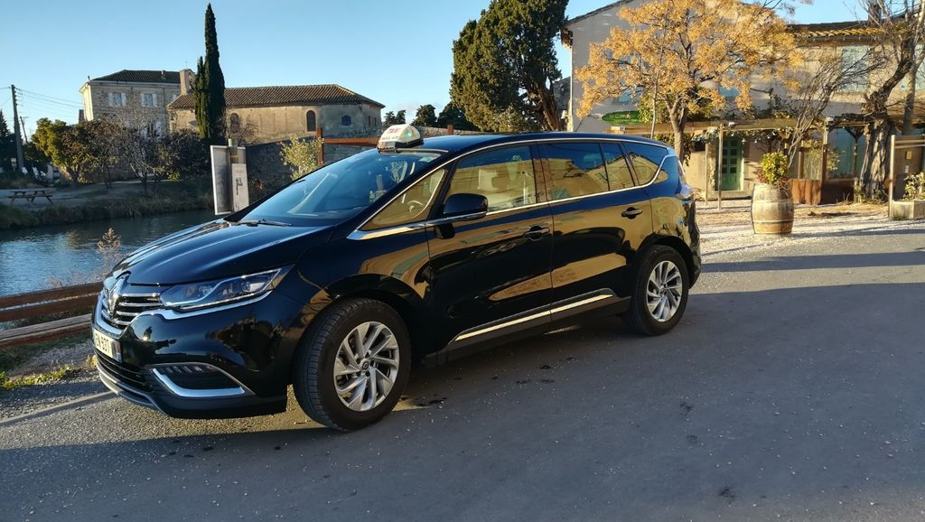 Taxi Saint-Marcel-sur-Aude: Renault