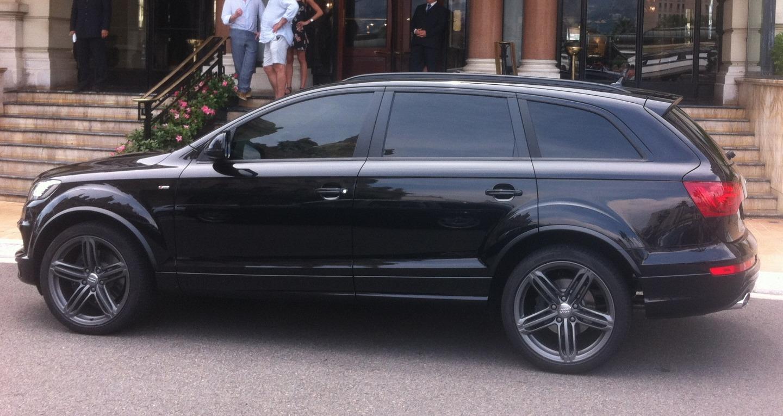 VTC Grasse: Audi