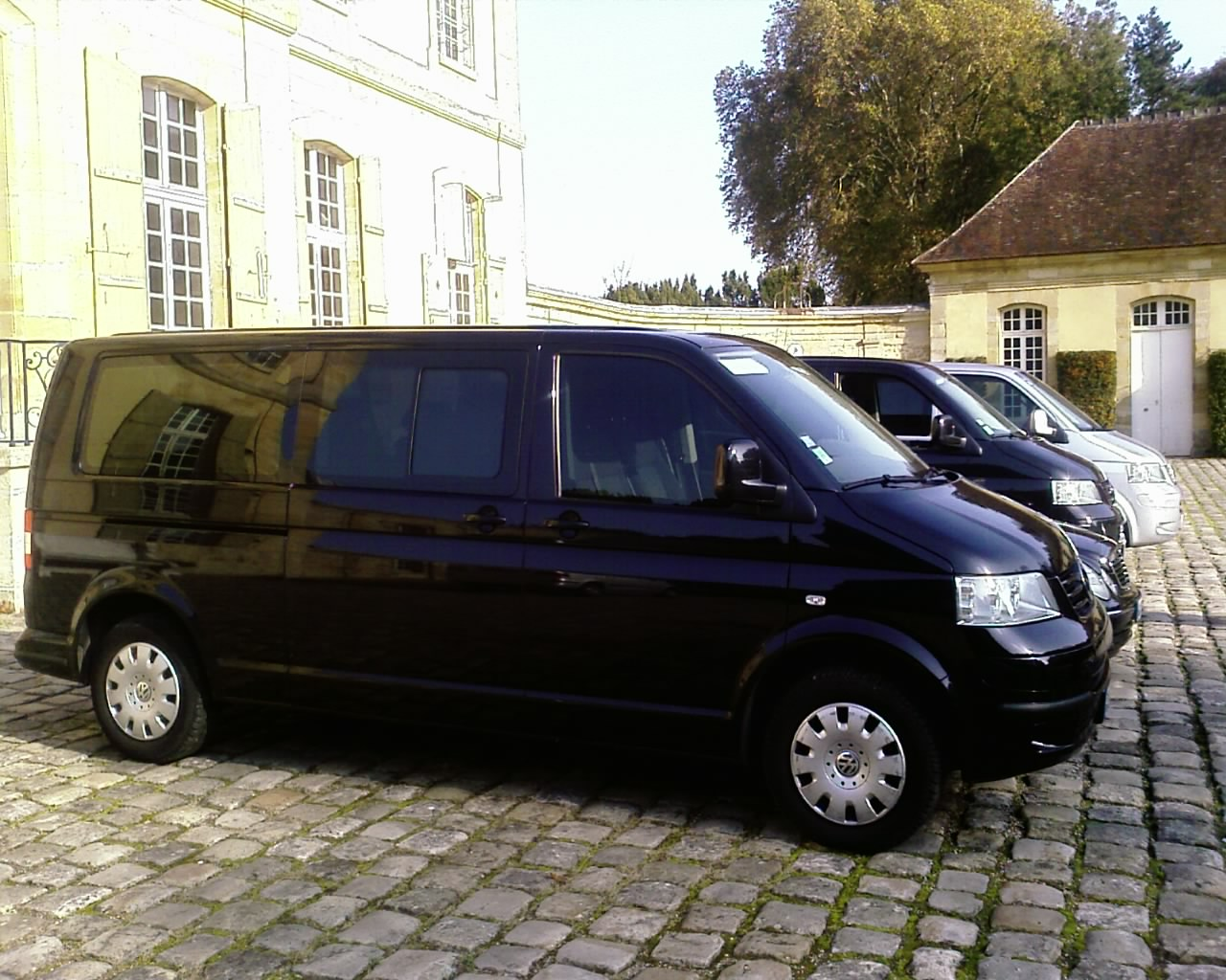 Taxi Argenteuil: Volkswagen