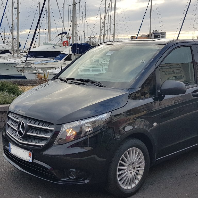 VTC Agde: Mercedes