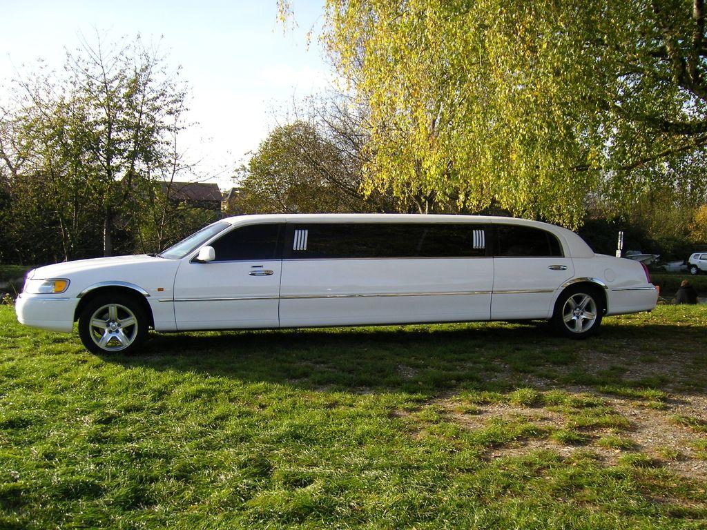 Taxi Staffelfelden: Lincoln