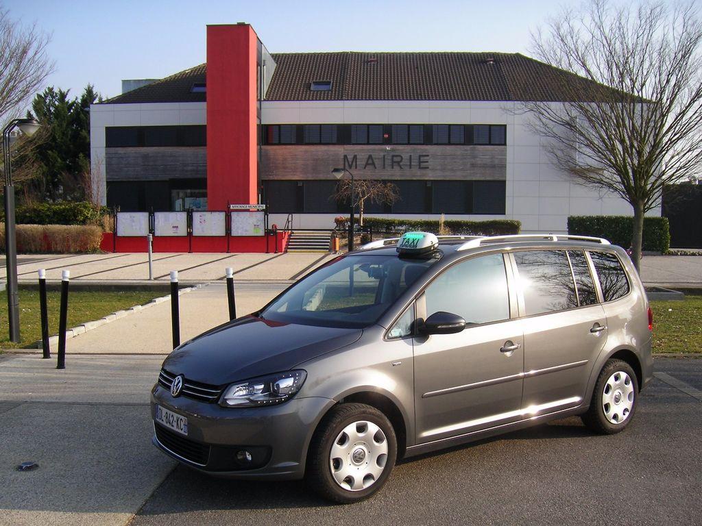 Taxi Staffelfelden: Volkswagen
