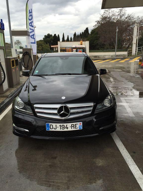 VTC Alès: Mercedes