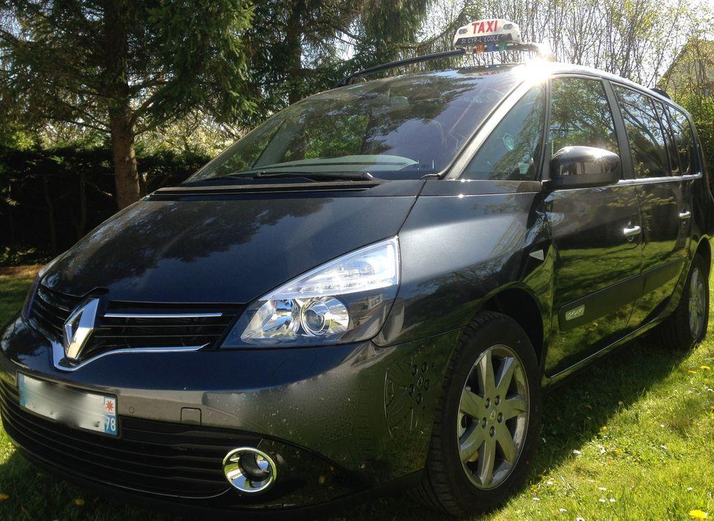 Taxi Saint-Cyr-l'École: Renault