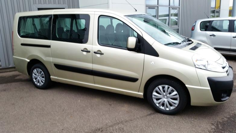Taxi Clérieux: Citroën