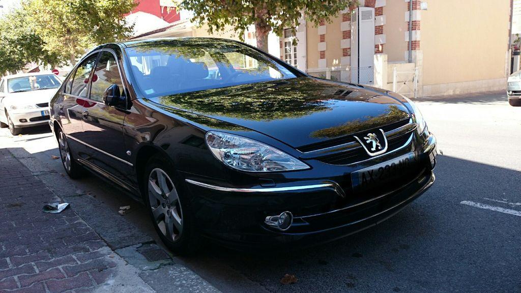 VTC La Teste-de-Buch: Peugeot