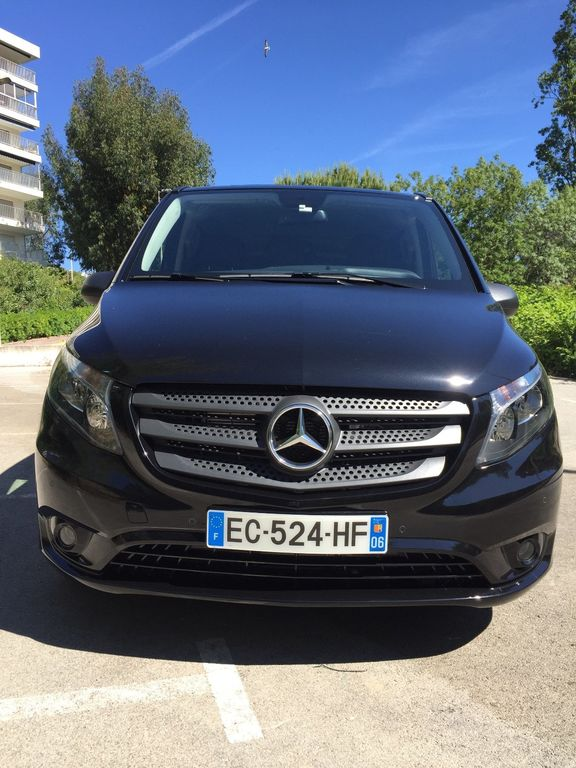 VTC Cannes: Mercedes