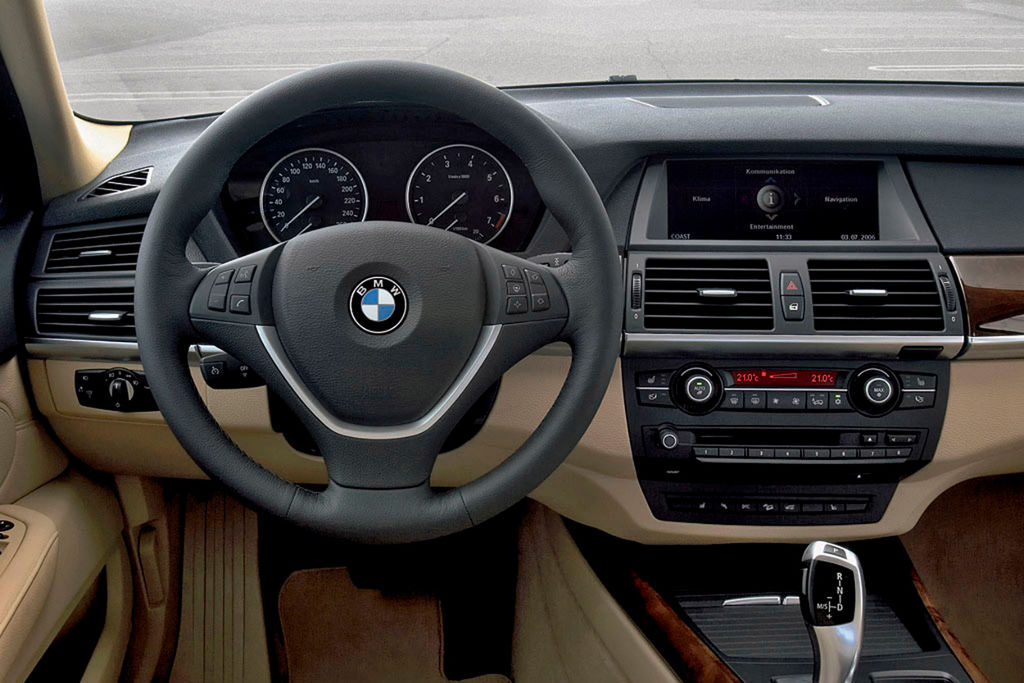 VTC Dijon: BMW