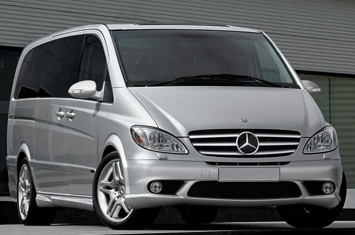 VTC Dijon: Mercedes