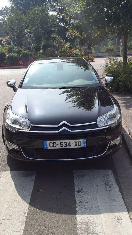 Taxi Persan: Citroën