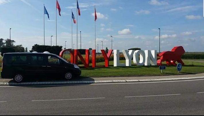 Taxi Lyon: Citroën
