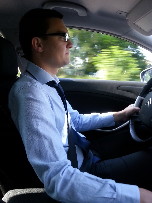 Taxi Juniville: Citroën