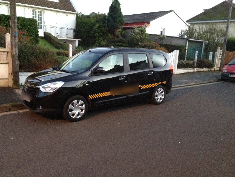 Taxi Le Havre: Dacia