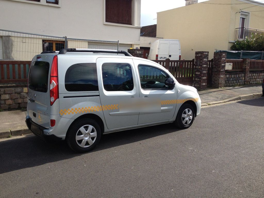 Taxi Le Havre: Renault