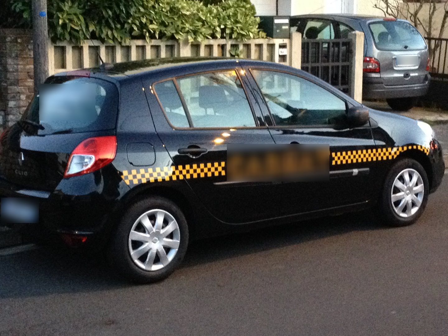 Taxi Laon: Renault
