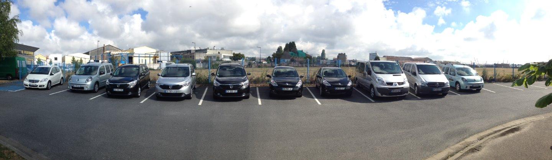 Taxi Laon: Mercedes