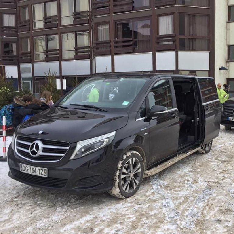 VTC Avignon: Mercedes
