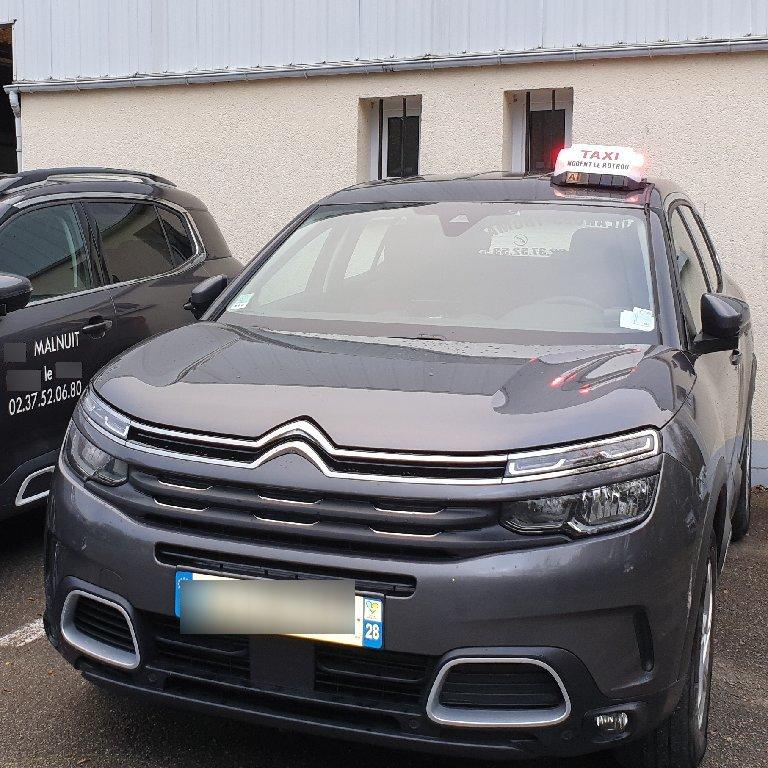 Taxi Nogent-le-Rotrou: Citroën